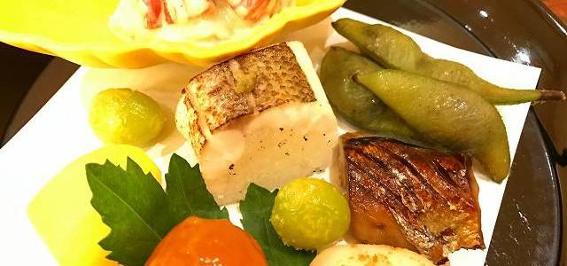 浜松で食べる旬の素材です |日本料理三須 浜松曳馬