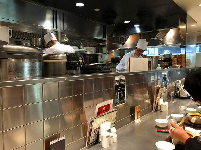東京駅構内で食べるふかひれ麺 | 頂上麺 筑紫樓 ふかひれ麺専門店 八重洲店 東京