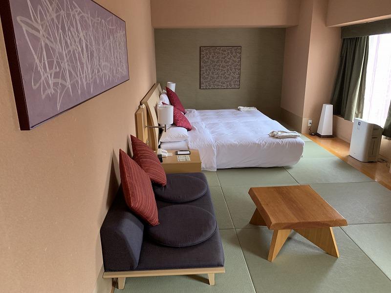 リーガロイヤルホテル大阪 なだ万 ~ ドラえもん展と海遊館 天保山