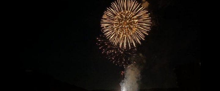 花火と灯篭流しが思い出に残った宿|山水館欣龍 浜名湖 舘山寺温泉